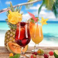 آبمیوه ها و نوشیدنی